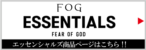 FOG ESSENTIALS (エッセンシャルズ) Fear of God (フィアオブゴッド) x Pacsun (パクサン)